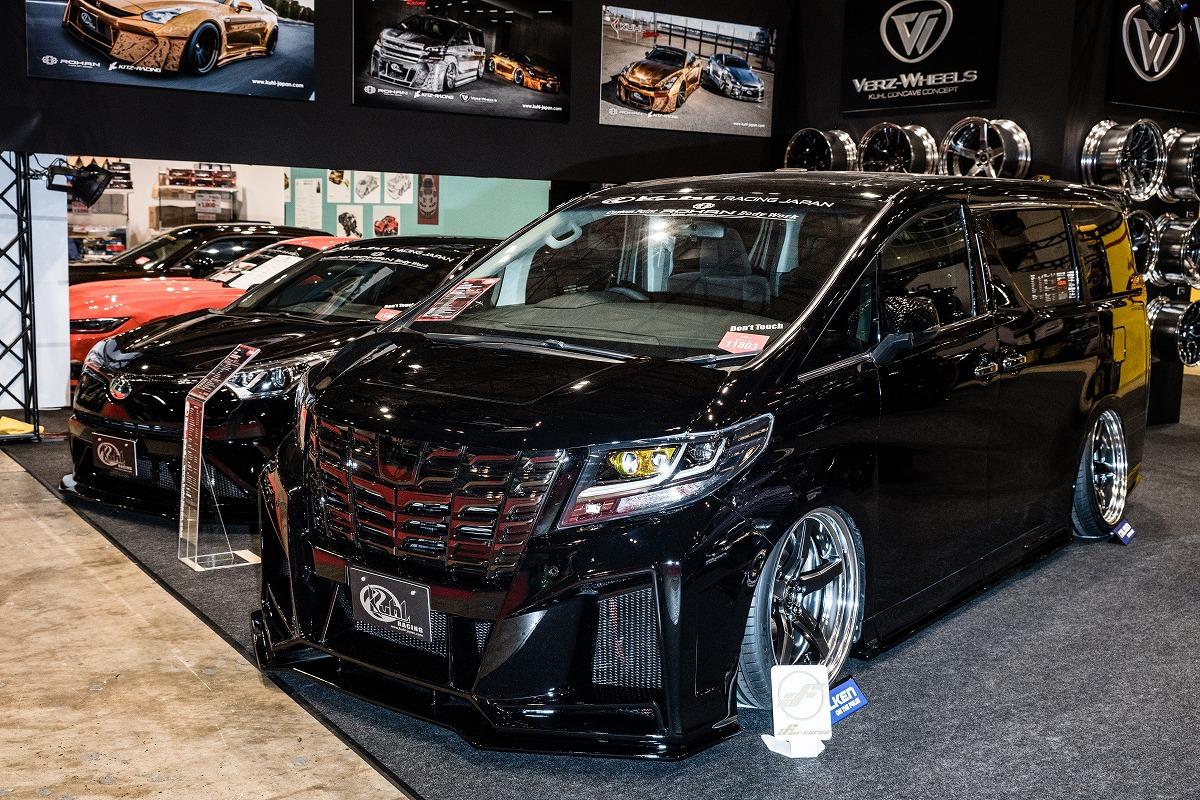 東京オートサロン2018 デモカー エアサス クール