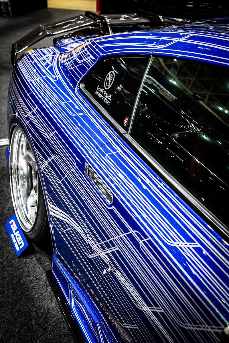 東京オートサロン2018デモカー