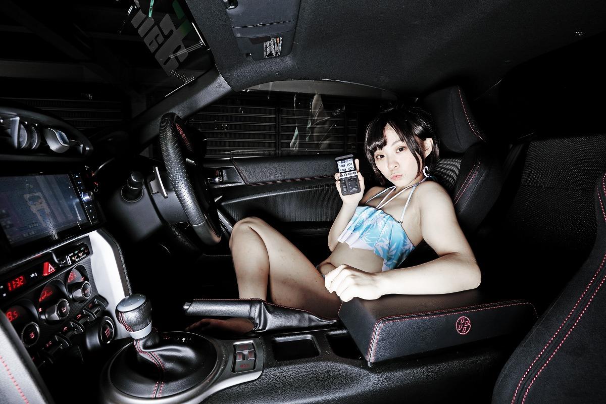 スタンスマガジン仮面女子コラボ企画 トヨタ86 シャコタン