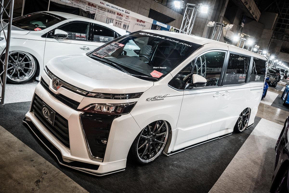 東京オートサロン2018 デモカー エアサス