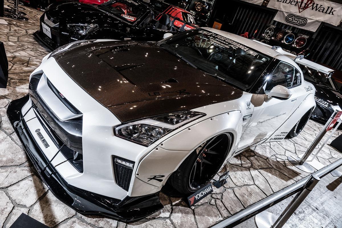 東京オートサロン2018 デモカー