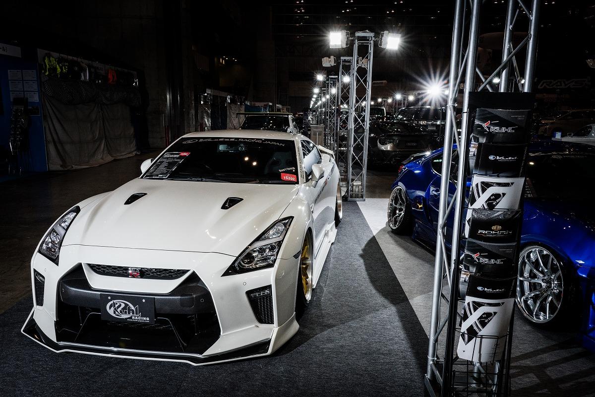 東京オートサロン2018 デモカー クール エアサス