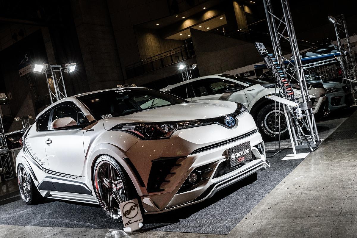 東京オートサロンデモカー2018