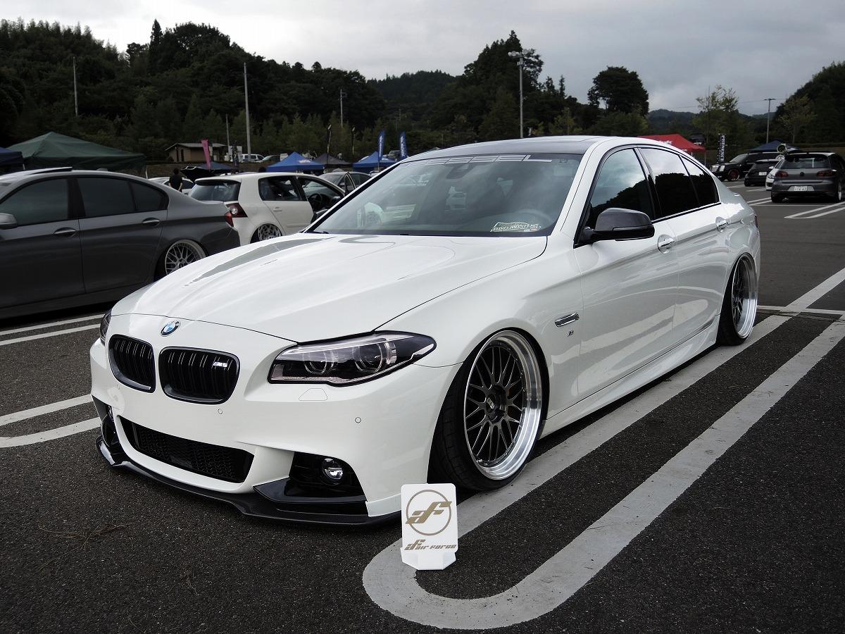 BMW エアサス カスタム
