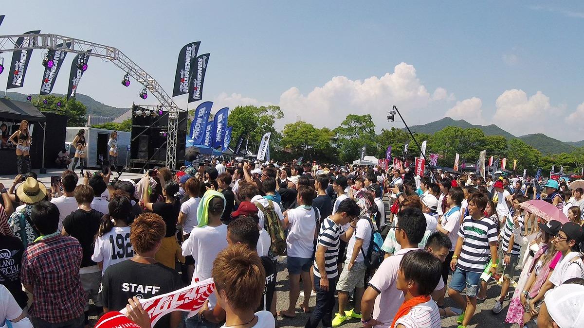 スタンスネイションSTANCENATION JAPAN 2017 長崎 出展車イベントレポート