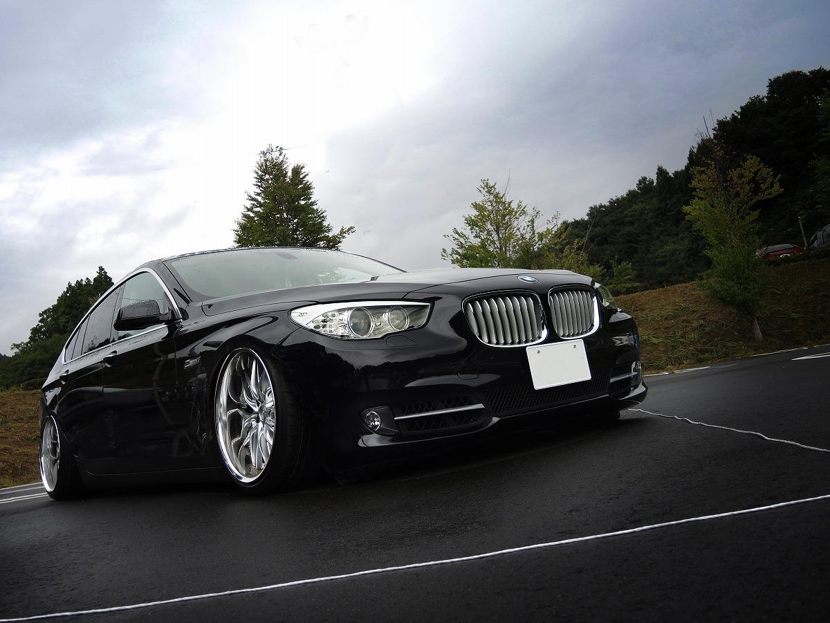 BMW 次世代エアサス エアフォースサスペンション装着