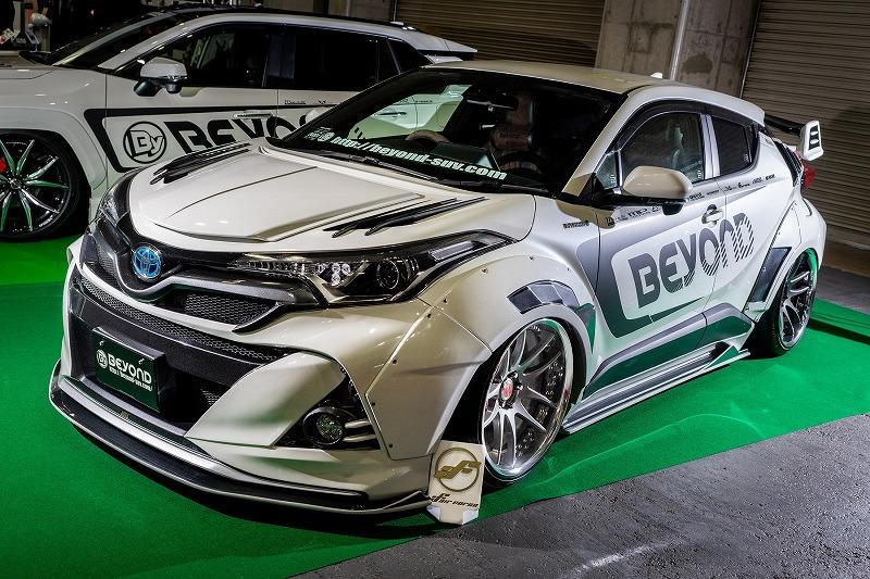 TOYOTA トヨタ C-HR SUV エアサス エアフォースサスペンション