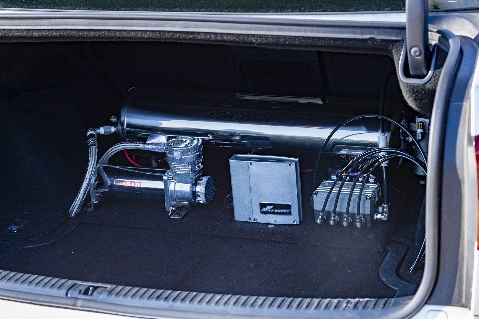 エアサス レクサスLEXUS IS 250 スタンスマガジン掲載