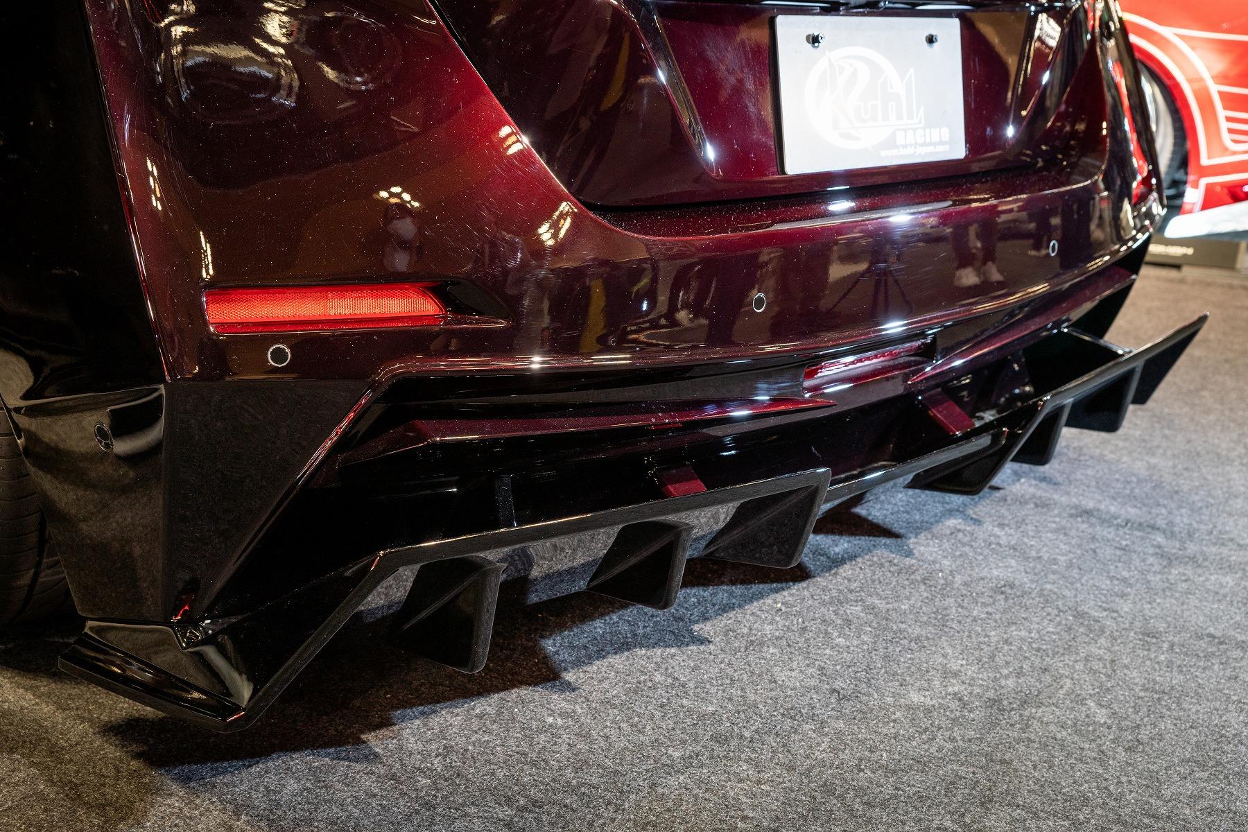 次世代エアサス エアフォース装着車 KUHL RACING  ハイエース
