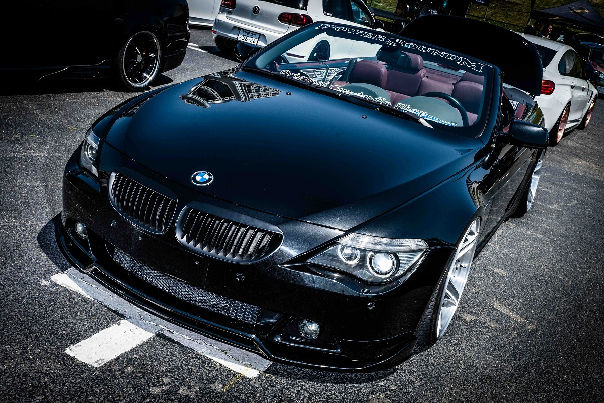 BMW オーディオカスタム エアサス Air Force AirSuspension Afimp