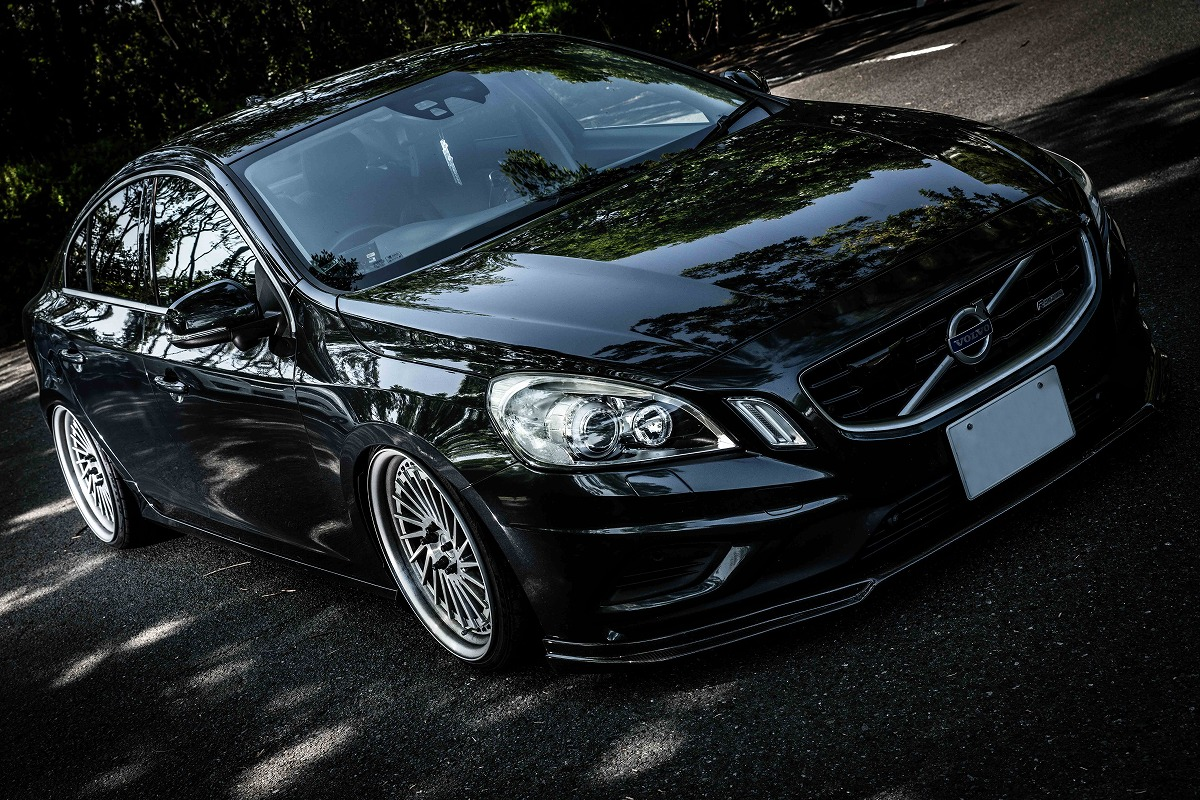 ボルボ VOLVO V40 エアサス Air Force Suspension airsuspension