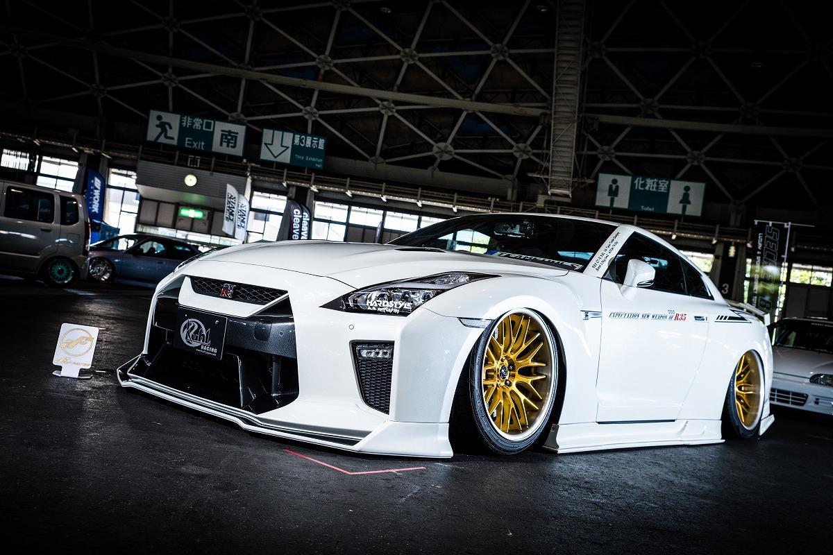 GT-R エアサス
