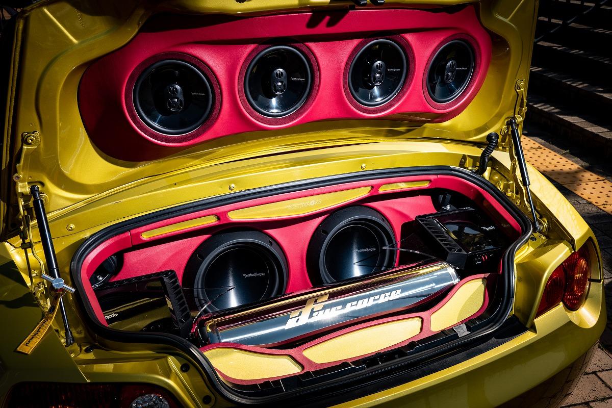 BMW Z4 ラグジュアリーカスタム JLUG エアサス オーディオカスタム