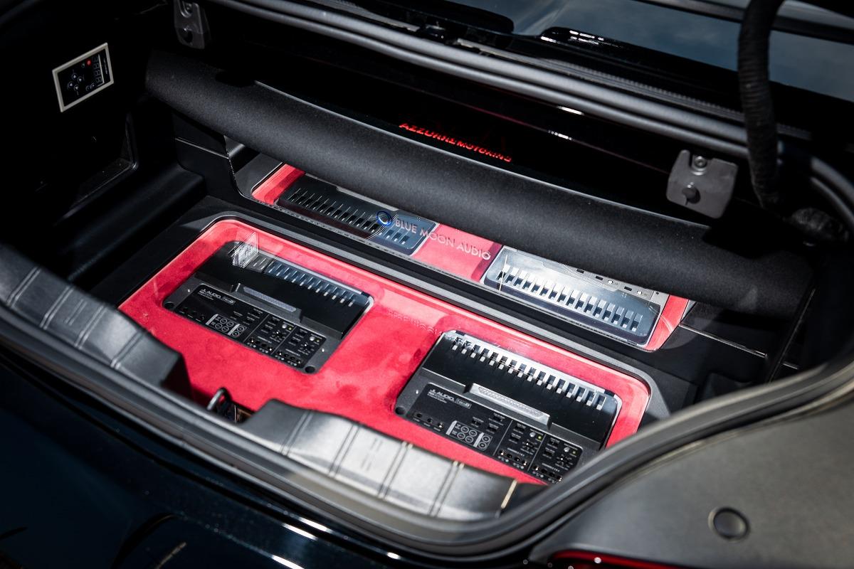 Chevrolet Camaro シボレー・カマロ カスタム オーディオカスタム エアサス