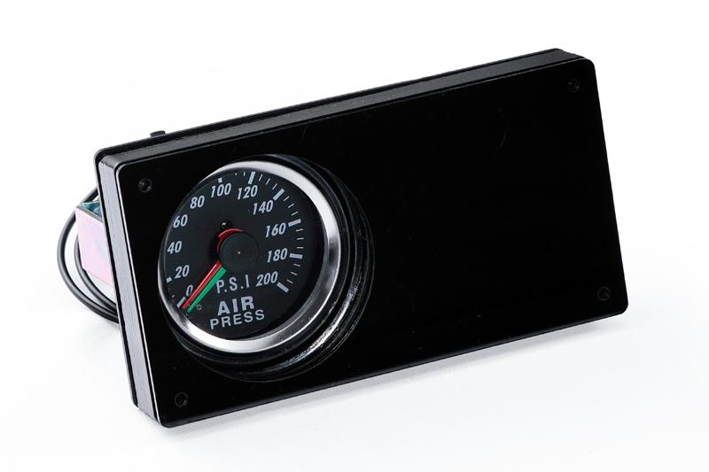 エアサス車検用 メーターパネル スイッチカバー