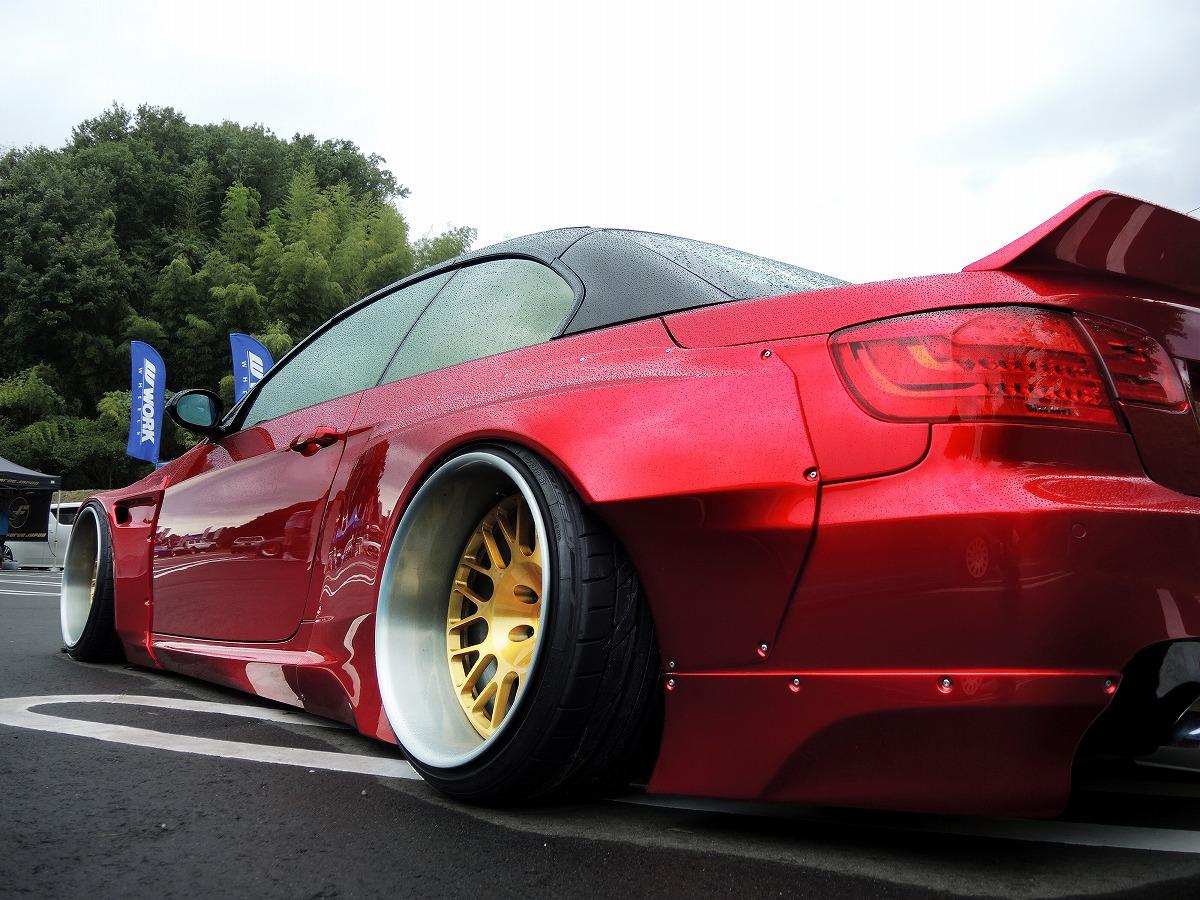 パンデム PANDEMエアロ BMW エアサス