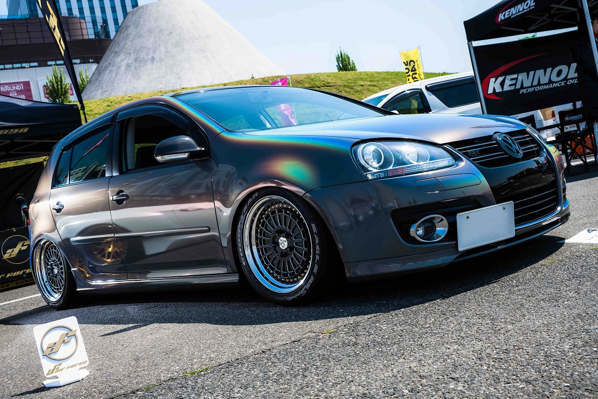 VW GOLF ゴルフ エアサス AirSuspension Afimp