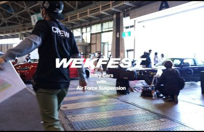 WEKFEST JAPAN 2021 [ウェクフェスト]エアフォース装着車