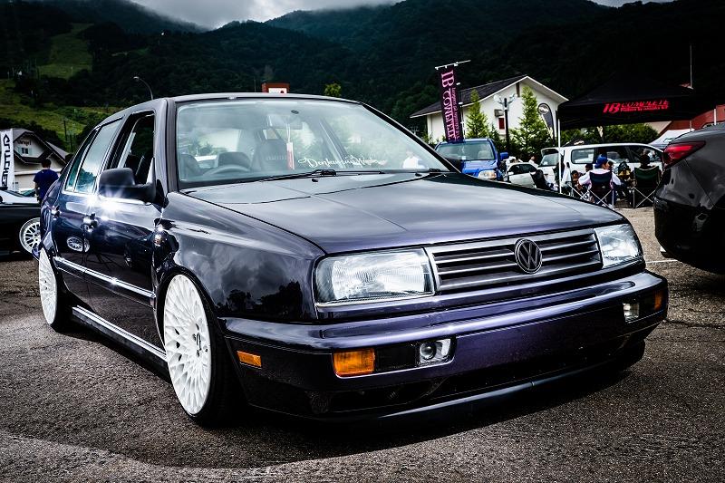 Volkswagen VENTO/JETTA フォルクスワーゲン bagged  エアサス エアフォースサスペンション