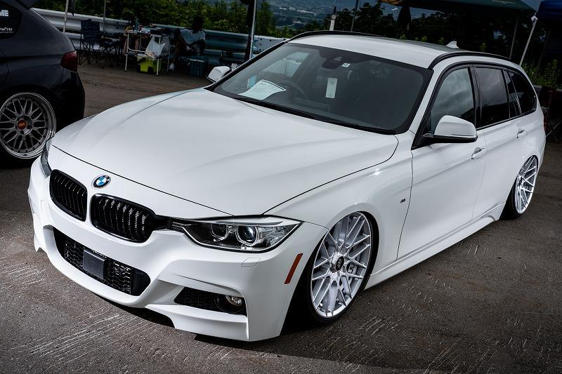BMW bagged  エアサス エアフォースサスペンション